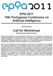 EPIA 2011